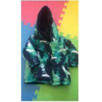 Jaqueta colorida - 1 ano - PUC