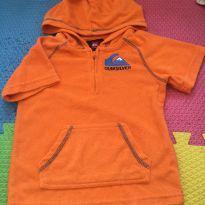 Camiseta laranja - 2 anos - Quicksilver