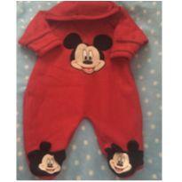 Macacão Mickey - 6 meses - Disney