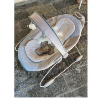 Cadeira de balanço automática - Sem faixa etaria - InGenuity