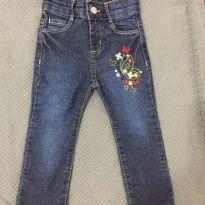 Calça jeans - 3 a 6 meses - Sem marca