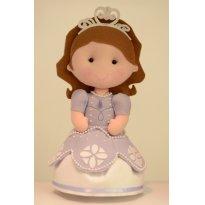 Princesinha Sofia -  - Handmade