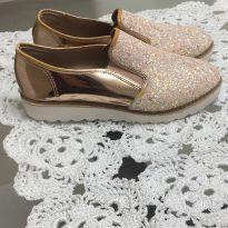 Sapato fashion - 34 - Moleca
