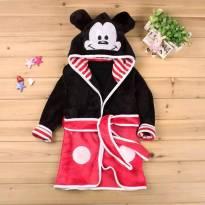 Roupão Mickey - 4 anos - Não informada