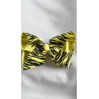 Zebrinha Amarela - Kit desapego -  - Feito à mão