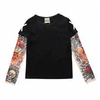 Camiseta Tatoo - 4 anos - Não informada