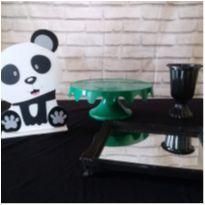Decoração Tema Panda -  - Não informada