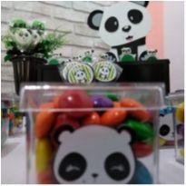 Kit Panda desapego -  - Não informada