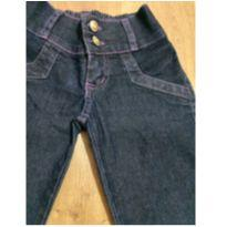 Calça jeans menina c/ strech - tamanho 8 - 8 anos - Criança Urbana