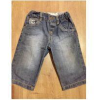 Calça jeans bebê Baby Club - tamanho 6-9 meses - 6 a 9 meses - Baby Club
