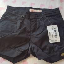 Shorts Preto - 24 a 36 meses - Quimby
