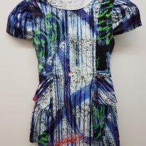 Vestido Azul - 2 anos - Tyrol