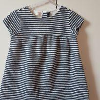 Vestido listrado - 12 a 18 meses - Zara