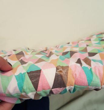 Kit berço/Trocador/Almofada amamentação - Sem faixa etaria - Biah Baby