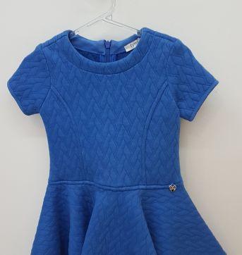 Vestido azul - 18 a 24 meses - Tyrol