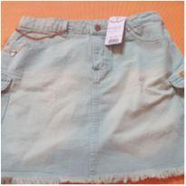 Saia jeans - 10 anos - Lilica Ripilica