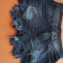 Shorts jeans preto - 14 anos - Rip Curl