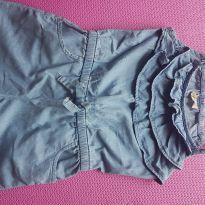 Macaquinho jeans - 3 anos - Crazy 8