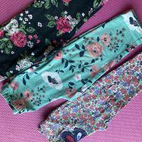 Kit 3 calças primavera - 18 a 24 meses - Carter`s