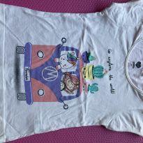 Camiseta Carro - 3 anos - Baby Club