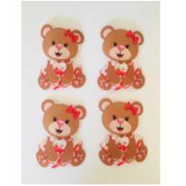 10 termocolantes ursinhos -  - Sem marca
