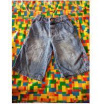 Bermuda jeans - 6 anos - Palomino