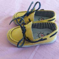 Sapato mocacim - 21 - Ortopasso