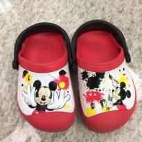 Crocs do Mickey - 20 - Crocs
