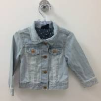 Jaqueta Jeans - 2 anos - OshKosh