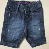 BERMUDA JEANS TOMMY - 6 a 9 meses - Tommy Hilfiger