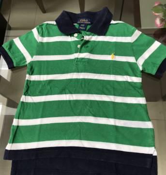 Camiseta Polo Ralph Lauren - 2 anos - Ralph Lauren