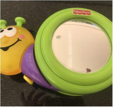CARACOL MUSICAL FISHER PRICE + BLOQUINHO - Sem faixa etaria - Fisher Price
