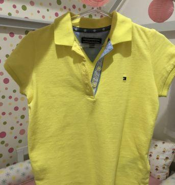 Camisa Polo Tommy Hilfiger - 4 anos - Tommy Hilfiger