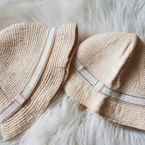 Pack com 2 chapéus importado H&M 1-4 anos - 4 anos - H&M