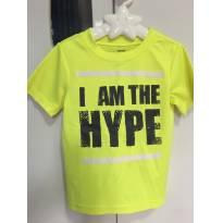 Camisa Tactel Carters - 3 anos - 3 anos - Carter`s