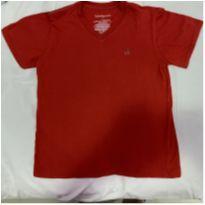 Camisa - Calvin Klein - Tam 7 anos - 7 anos - Calvin Klein