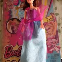 boneca barbie super princesa -  - Mattel