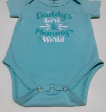 Body Daddy`s & Mommy`s - 0 a 3 meses - Dotto`s