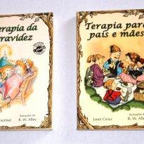 Livros - Terapia da Gravidez    + Terapia para pais e mães ( 2 livros) - Sem faixa etaria - Paulus