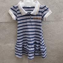 Vestido Pulla Bulla - Tamanho 2 - 2 anos - Pulla Bulla