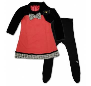 Vestido Gira Kids - Tamanho 6 - Lindo/ Impecável!