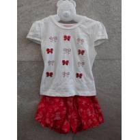 CONJUNTO LE PETIT ENFANT  - Tamanho 3 -Impecável - 3 anos - Le Petit Enfant