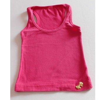 Regata Laço Dourado Pink