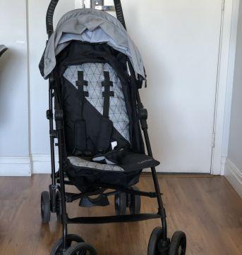 Carrinho de passeio - Sem faixa etaria - Summer Infant