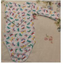 Body borboletas importado - 6 meses - Carter`s