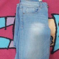 calça azul clara da zara - 10 anos - Zara Home Kids