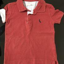 Camisa Polo - 2 anos - Reserva mini e Reserva