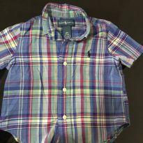 Camisa Polo Ralph Lauren - 18 meses - Ralph Lauren