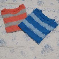 Kit camisetas - 2 anos - Okie Dokie