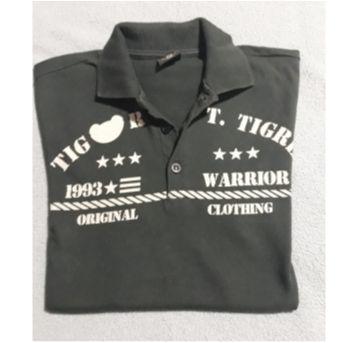 Polo tigor - 12 anos - Tigor T.  Tigre